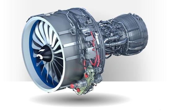ge_ge公司新一代的leap喷气发动机采用3d打印的部件.