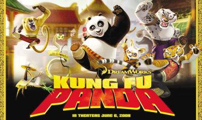 和joliane一起看电影学法语第二期,《kung fu panda功夫熊猫》